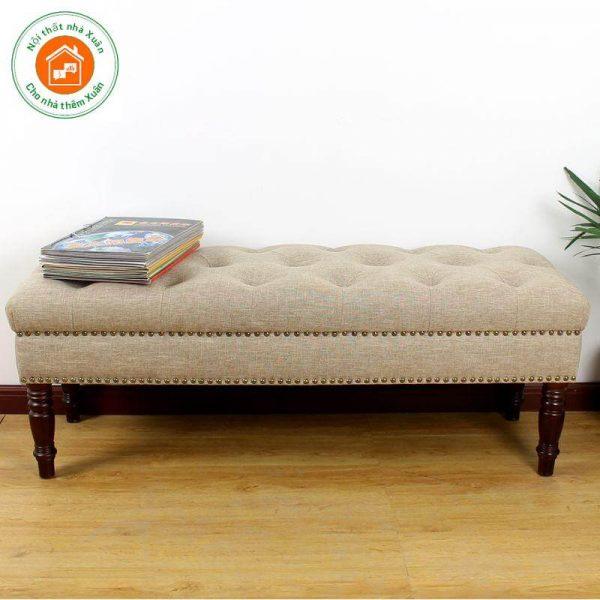 Ghế sofa đính hạt