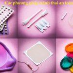 phương pháp tránh thai